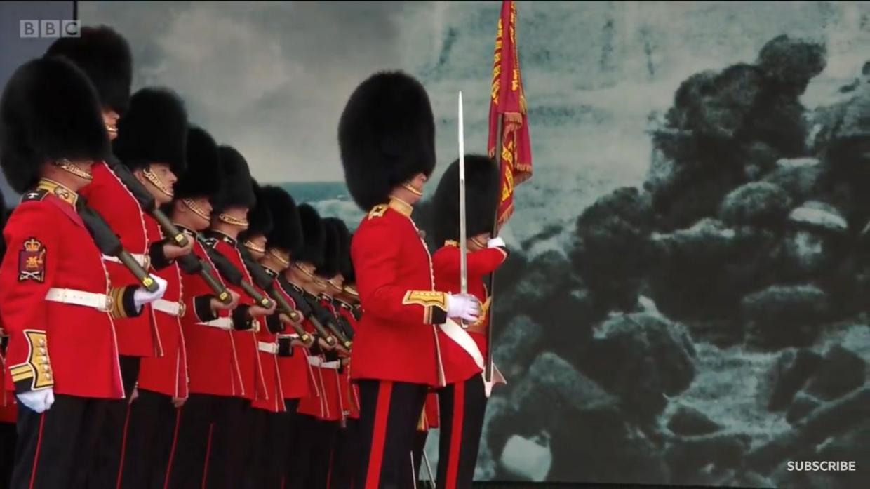 DDay 75 National Commemorative Event in Portsmouth | Welsh