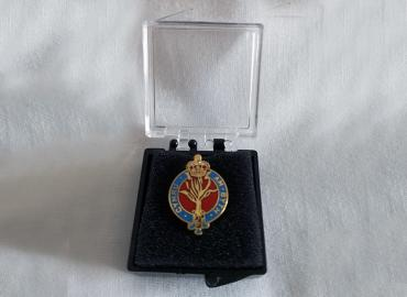 Regimental Lapel Pin