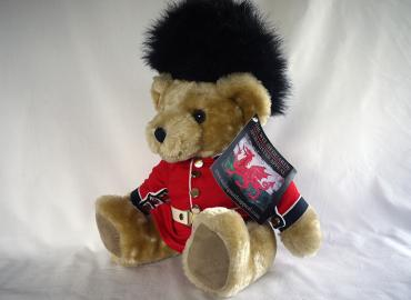Welsh Guards Teddy
